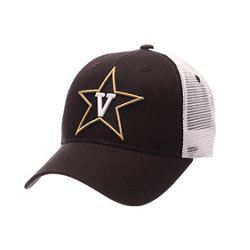 Zephyr Men's Vanderbilt University Big Rig 2T Mesh Back Cap