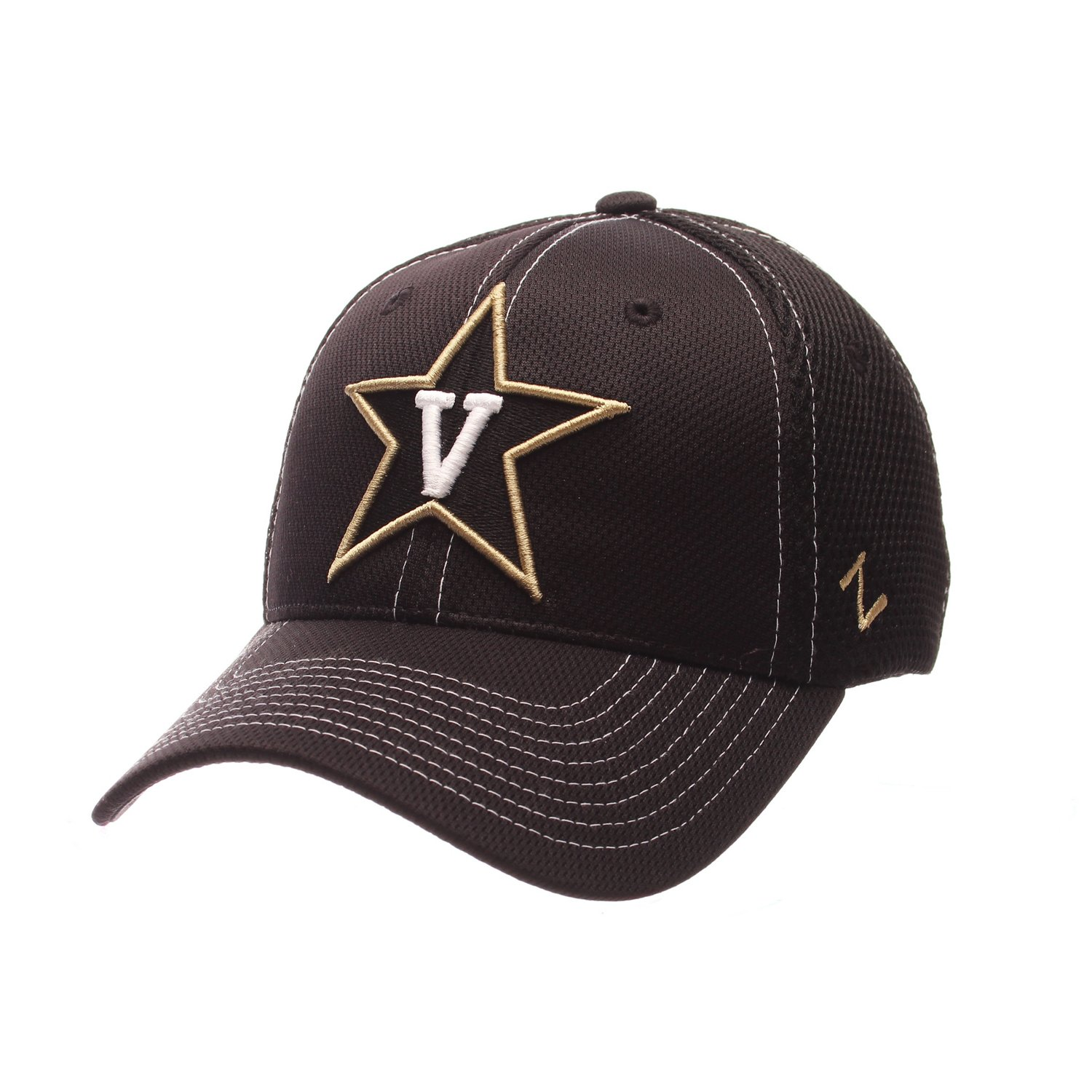 91717427407be Zephyr Men s Vanderbilt University Rally Cap