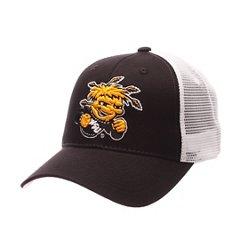 Zephyr Men's Wichita State University Big Rig 2T Mesh Back Cap