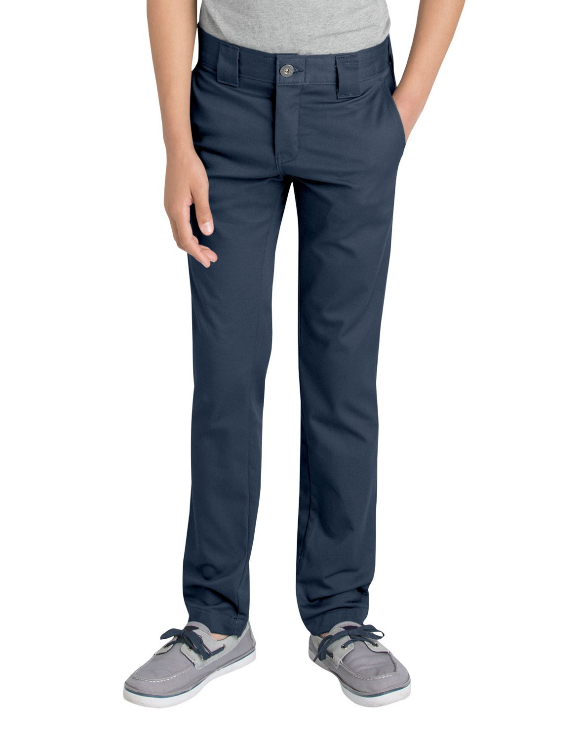 e77b093ba2f Display product reviews for Dickies Boys  Flex Skinny Fit Straight Leg  Uniform Pant
