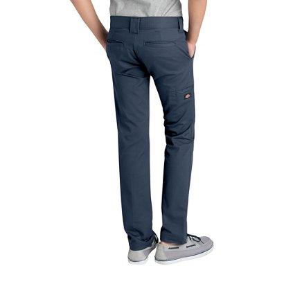 4e3de45a6 Dickies Boys' Flex Skinny Fit Straight Leg Uniform Pant | Academy