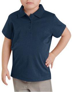 Dickies Girls' Performance Short Sleeve Polo Shirt