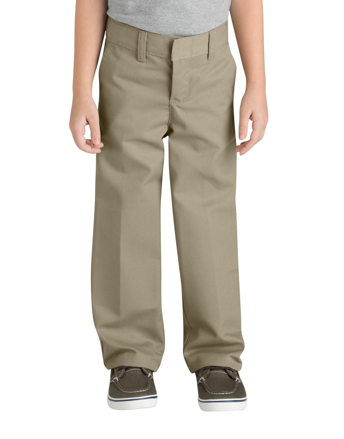 246e4fcf76a91 Display product reviews for Dickies Boys  4-7 Classic Fit Straight Leg Flat  Front