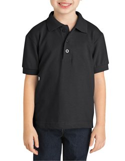 Dickies Boys' Pique Polo Shirt