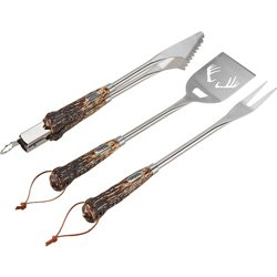 Antler 3-Piece Barbecue Tool Set