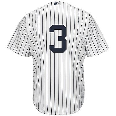 premium selection 2789f 1b0c4 Majestic Men's New York Yankees Babe Ruth #3 Number Only Cool Base Replica  Jersey