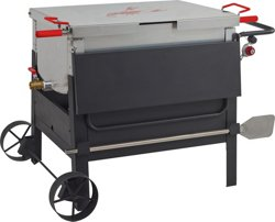 Outdoor Gourmet Dual-Sack Crawfish Boiler