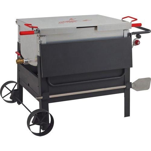 Outdoor Gourmet Dual-Sack Crawfish Boiler