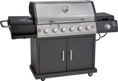 Outdoor Gourmet 6 Burner Gas Grill Gas Grills Hover Click To Enlarge