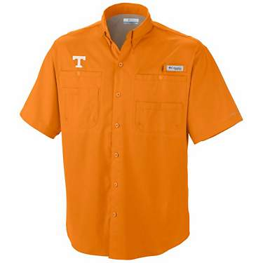 Columbia Sportswear Men's University of Tennessee Tamiami Short Sleeve Shirt