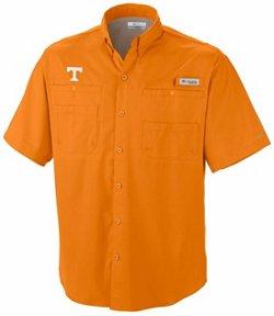 Columbia Sportswear Men's University of Tennessee Tamiami Short Sleeve Shirt