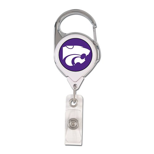 WinCraft Kansas State University Retractable Premium Badge Holder