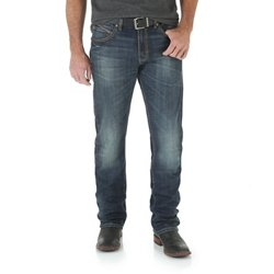 Wrangler Men's Retro Slim Straight Fit Jean