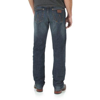 75ee4639 Wrangler Men's Retro Slim Straight Fit Jean | Academy