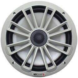 """MB Quart Nautic Series 140W 8"""" 2-Way Coaxial Marine Speaker"""