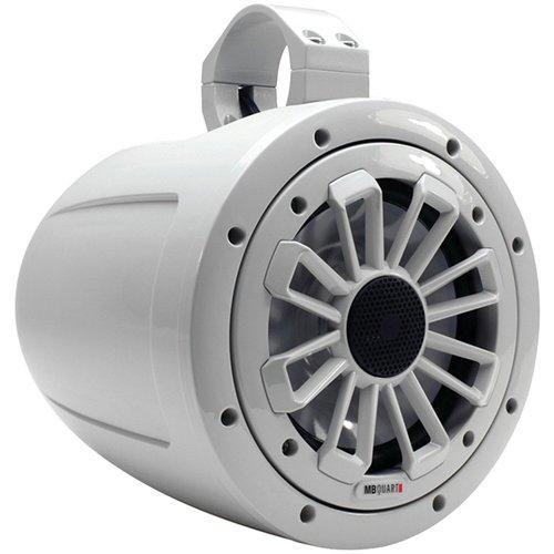 MB Quart Nautic Series 120W 6-1/2' 2-Way Wake Tower Marine Speaker