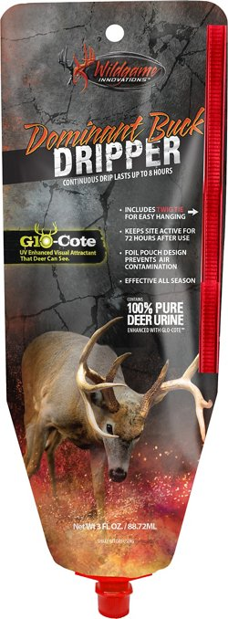 Wildgame Innovations™ 3 oz. Dominant Buck Dripper