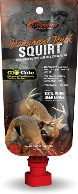 Wildgame Innovations™ 3 oz. Dominant Buck Squirt