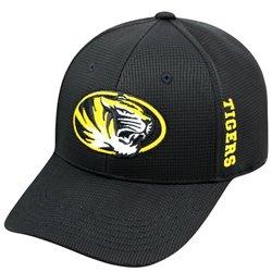 Top of the World Men's University of Missouri Booster Plus Cap