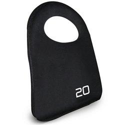 CAP Barbell 20 lb. Soft Kettlebell