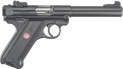 Ruger Mark IV Target .22 LR Semiautomatic Pistol