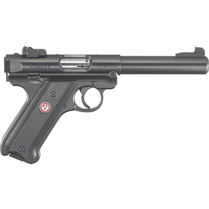 Ruger Mark Iv Target 22 Lr Semiautomatic Pistol