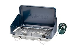 Magellan Outdoors 2-Burner Propane Stove