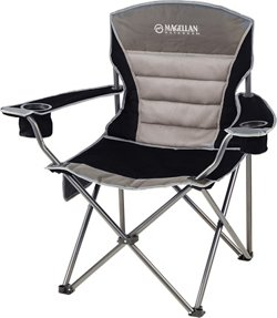 Magellan Outdoors Ultra Comfort Padded Mesh Chair