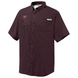 Columbia Sportswear™ Men's Missouri State University Tamiami™ Short Sleeve Shirt