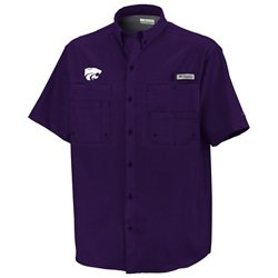 Columbia Sportswear™ Men's Kansas State University Tamiami Shirt