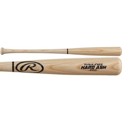 Adults' 232 Hard Ash Wood Baseball Bat