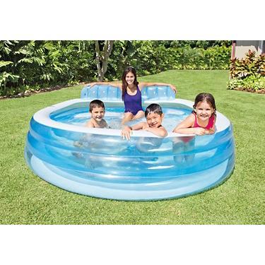 INTEX Swim Center Round Family Lounge Pool | Academy