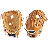 "Wilson Youth A500 1786 Replica 11"" Infield Glove"