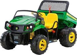 Peg Perego John Deere Gator XUV 550 12V Ride-On