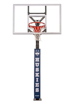 University of Connecticut Wraparound Basketball Pole Pad