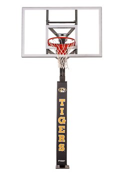University of Missouri Wraparound Basketball Pole Pad