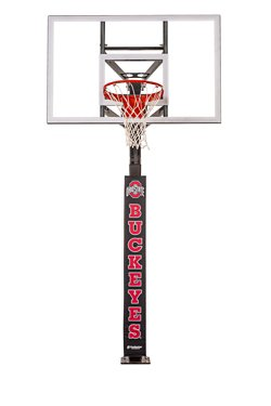 Ohio State University Wraparound Basketball Pole Pad