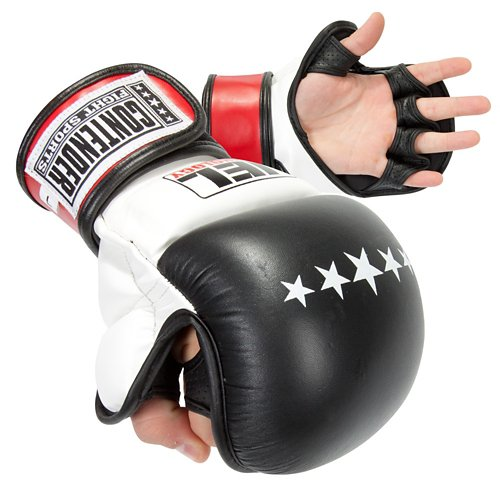 Contender Fight Sports Adults' Gel MMA Ultimate Training Gloves