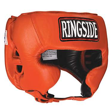 Ringside Adults' Competition Boxing Headgear with Cheeks