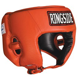 Adults' No-Cheek Competition Boxing Headgear
