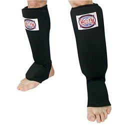 Adults' Slip-On Shin Instep Guards
