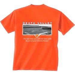 New World Graphics Men's Clemson University Football Friends Stadium T-shirt