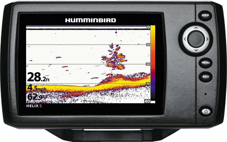 Humminbird Helix 5 Sonar G2 Fishfinder - view number 1