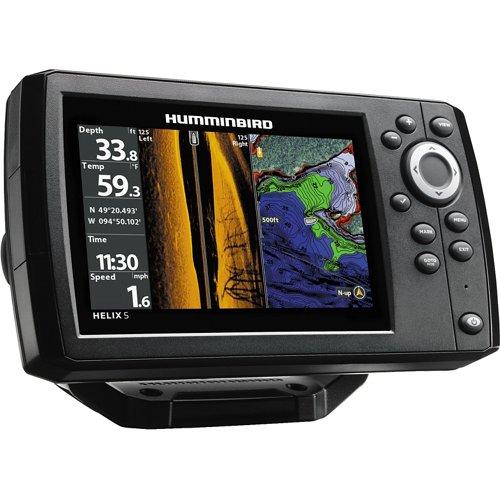 Humminbird Helix 5 CHIRP SI G2 GPS Chartplotter