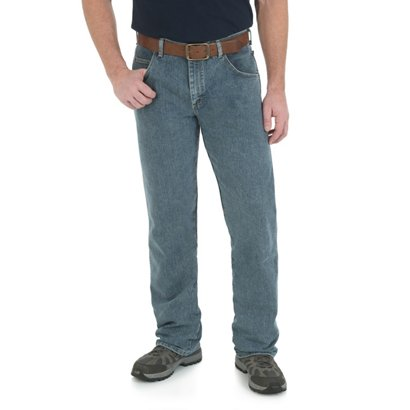 c64f3b0b ... Wrangler Men's Rugged Wear Advanced Comfort Straight Fit Pant. Men's  Pants. Hover/Click to enlarge