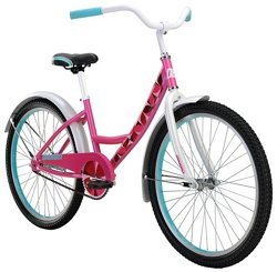 "Diamondback Girls' Impression 24 24"" Cruiser Bike"