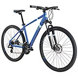 Diamondback Women's Calico 700c 21-Speed Dual-Sport Hybrid Bike