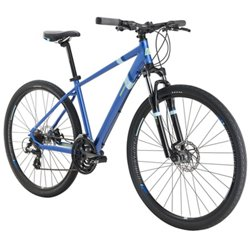 Women's Calico 700c 21-Speed Dual-Sport Hybrid Bike