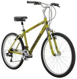 """Diamondback Men's Wildwood Classic 26"""" 21-Speed Comfort Bike"""