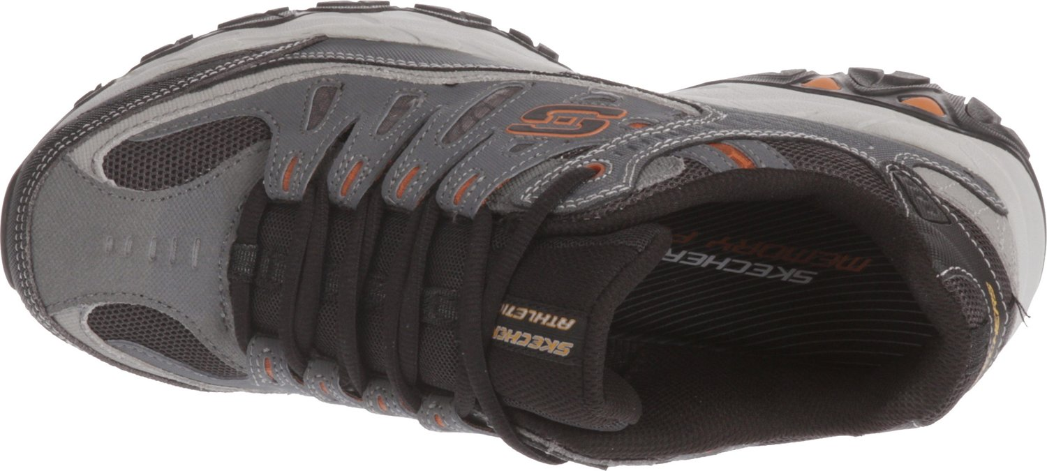 SKECHERS Men's Afterburn M.Fit Training Shoes - view number 5